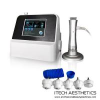 Buy cheap Electric Stimulation Shock Wave Therapy Equipment for Body Pain Removal from wholesalers