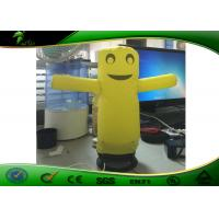 Quality Decorations Inflatable Air Dancers , Inflatable Mini Desk Dancer For Presents for sale