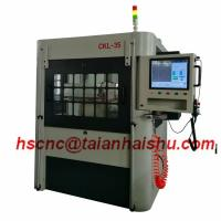 Quality High Efficiency Vertical Alloy Wheel Lathe CKL-35 for large size wheel for sale