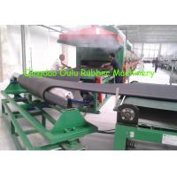 China Durable Plastic Foam Rubber Sheet Making Machine Less Labour Required on sale