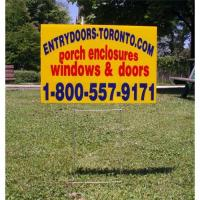 Quality Corrugated plastic sign for sale