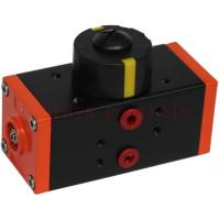 Quality mini pneumatic rotary valve GT small size pneumatic actuators for sale