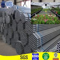 Quality Round Hollow Structural Section MS Steel Tube for sale