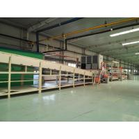 Quality Natural Asphalt Carpet Back Coating Production Line Automatic Water - Cooling Control for sale