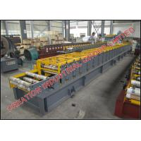 Quality Galvanized Steel Strip Locked Roof Sheet Metal Forming Equipment CE / SONCAP for sale