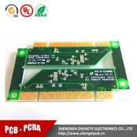 Quality Multilayer pcb,golden finger pcb,immersion gold pcb for sale