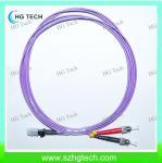 Quality OM4 MTRJ-ST Fiber Optic Assembly for sale