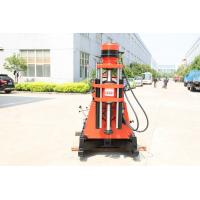 Rotary Engineering Drilling Rig Reverse Circulation , Ground Drilling Machine