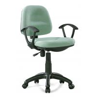 Quality Classic Compact Fabric Office Chairs With Wheels PP Frame / Arm Fashionable for sale