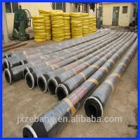 Quality Dock / Cargo Hydraulic Marine Oil Hose With Steel Flange Weather Resistant for sale