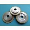 Vitrified Bond Diamond Abrasive Grinding Wheel , High Grinding Efficiency for sale