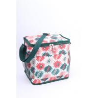 Buy cheap Outdoor Green Polyester Cooler Bag Insulated Cooler Lunch Bags Men Sewing from Wholesalers