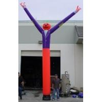 Quality Waterproof Inflatable Wacky Air Dancer Tube Man / Inflatable Waving Arm Guy for sale