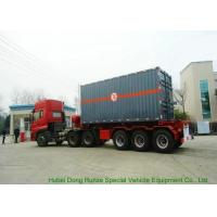 Sodium Cyanide / Cyanide Transport Tank Container , ISO Storage Containers