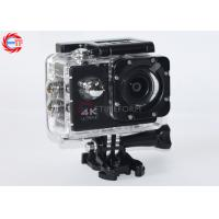 Allwinner V3 Black 4k Sports Action Camera Waterproof 30m 2.0