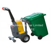 Quality 2T - 3T Luggage Electric Tow Tractor 1728*858*1245mm Overall Size TG20 Model for sale
