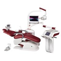Quality A6800 Digital dental chair unit with touch screen control system for sale