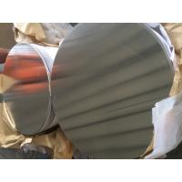 Quality Kitchen ware Hot Rolled Aluminum Disc / Circle of alloy 1100 1050 1060 and 3003 for sale