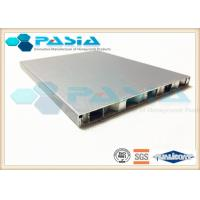 Quality Commercial Lightweight Wall Panels , Honeycomb Aluminum Plate Sound Insulation for sale