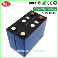 Quality Deep cycle LiFePO4 battery for solar energy storage for sale