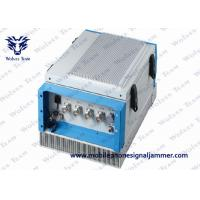 Quality High Power Prison Jammer with 5 Channels Omni / Directional Antennas Optional for sale