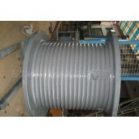 Quality High Strength Steel Whole Winch Drum for Hoist Equipment and Towing Winch for sale