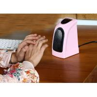 Quality Mini Energy Efficient Fan Heater , Low Power Fan Heater Fire Resistant ABS Material for sale