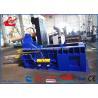 Auto Control Scrap Metal Baler / Hydraulic Scrap Baling Press For Aluminum Waste for sale