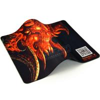 China printable mouse pad/ heat press cloth mouse cushion pads on sale