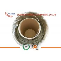 Quality Kanthal A1 Heating Alloy Wire Rod Fecral Wire For High Temperature Resistance Furnace for sale