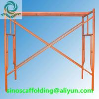 Quality scaffolding frame for sale