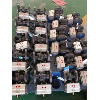 Quality rack and pinion pneumatic rotary actuator control valves pneumatic valve for sale
