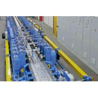 Quality GCr15 Quench Treatment Cable Tray Roll Forming Machine 380V 50Hz 3 Phase for sale