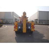 Quality Durable Road Safe Wrecker Tow Truck , 40KN Road Wrecker With 1 Winch for sale