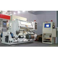 China automatic label print quality inspection machine system doctor rewinder auto rewinding machine on sale