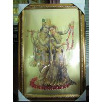 China Gold Foil Hindu God Picture on sale