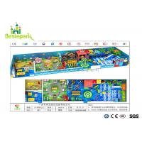 Shopping Mall Indoor Play Yard For Toddlers Custom Made Design 1680 * 1000 * for sale