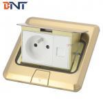 Quality titanium material pop up floor socket box for sale