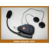 Quality Motorcycle helmet intercom with bluetooth,working upto 500M for sale