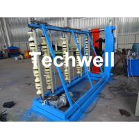 Quality Steel Coil Sheet Metal Bending Machine For Curved Arch Roofing Sheet, Auto Crimping Curved Machine for sale