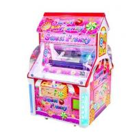 Quality Sweet Frenzy High quality children 2 player candy machine vending sugar gift game machine for sale