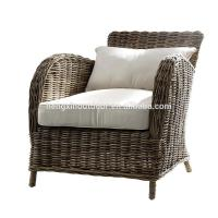 Quality High Quality Outdoor Wicker Furniture Patio Rattan Barrett Garden Single Arm Chair for sale