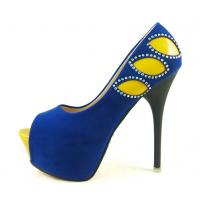 China Fashion style high heel shoes,dress shoes made in China on sale