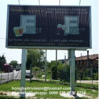 China OEM Unipole First Brand Tri-Vision Billboard for Ads Media on sale