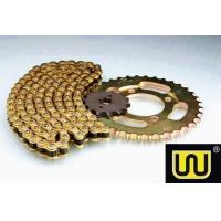 Quality Motorcycle Chain Sprocket Kit CD70 420-104L 41T 14T for sale