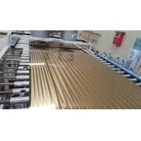 Quality 304 Ti gold stainless steel sheet-Decorative Stainless & Titanium sheets PVD Color Coated Stainless Steel Sheet for sale