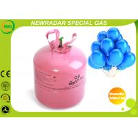 Quality Disposable Helium Cylinder , Wedding Party Balloon Helium Tank for sale