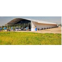 Quality Giant Dome PVC Tarpaulin Marquee / Arcum Tent with customized colourful cover for sale
