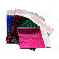 Buy Coloured Self Adhesive Metallic Bubble Mailer 12x17 For Document at wholesale prices