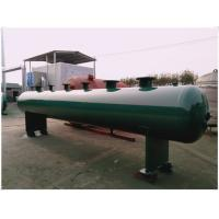 Quality Air Compressed Natural Gas Storage Tank , Vertical Industrial Storage Tanks for sale